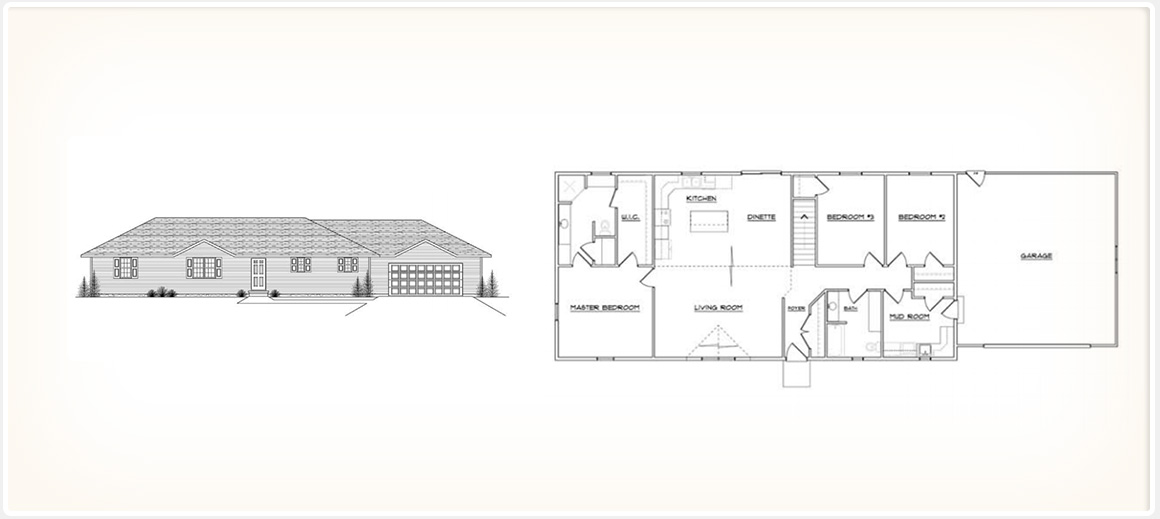 attractive home builders appleton wi #3: Premiera Series